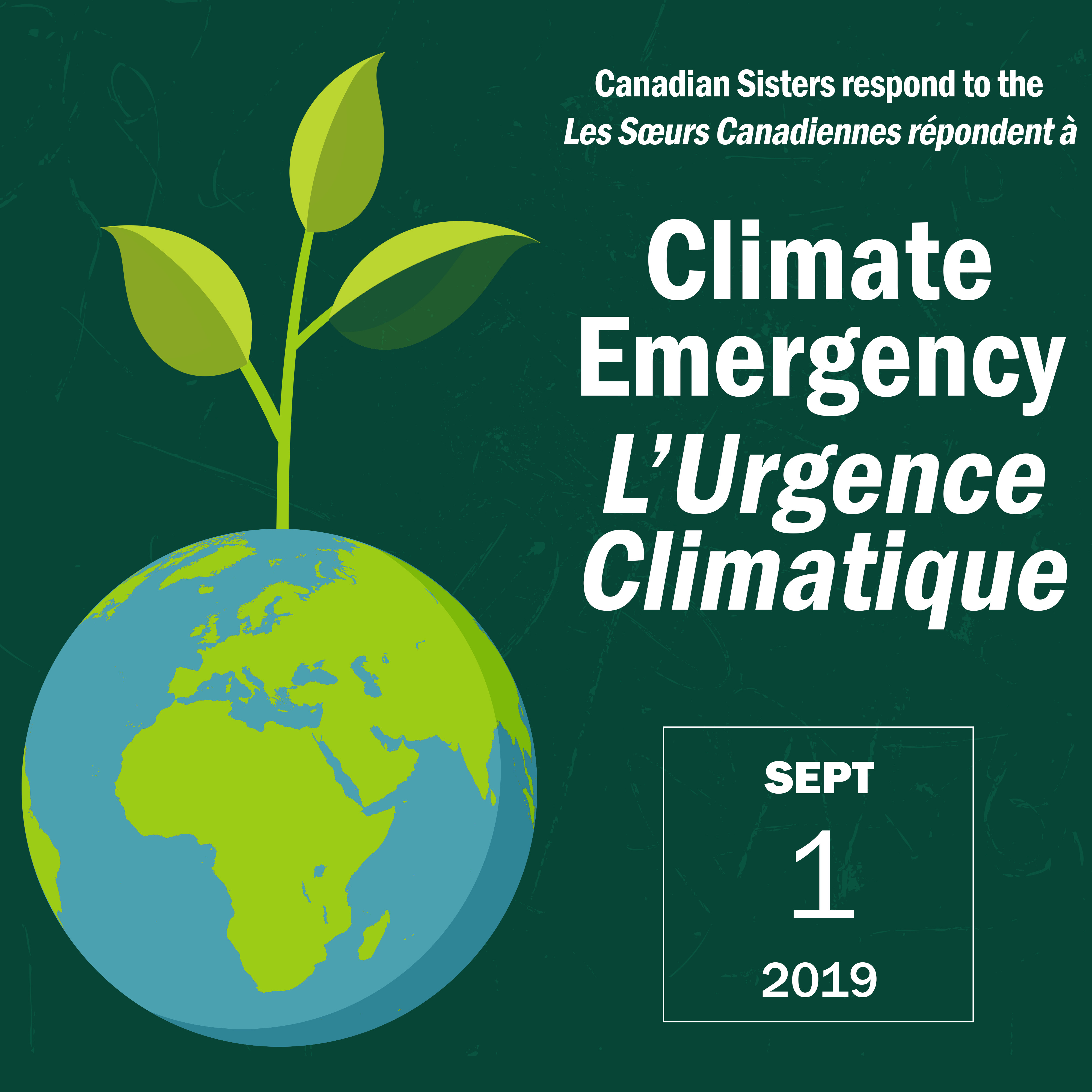 Canadian Congregations Issue Climate  statement
