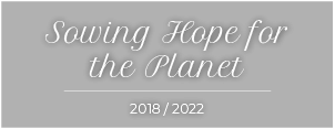 sowing hope for the planet